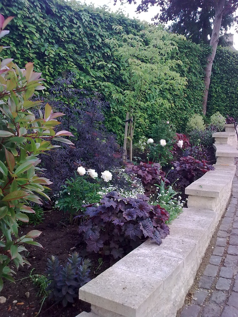 Georgian Garden Design 04