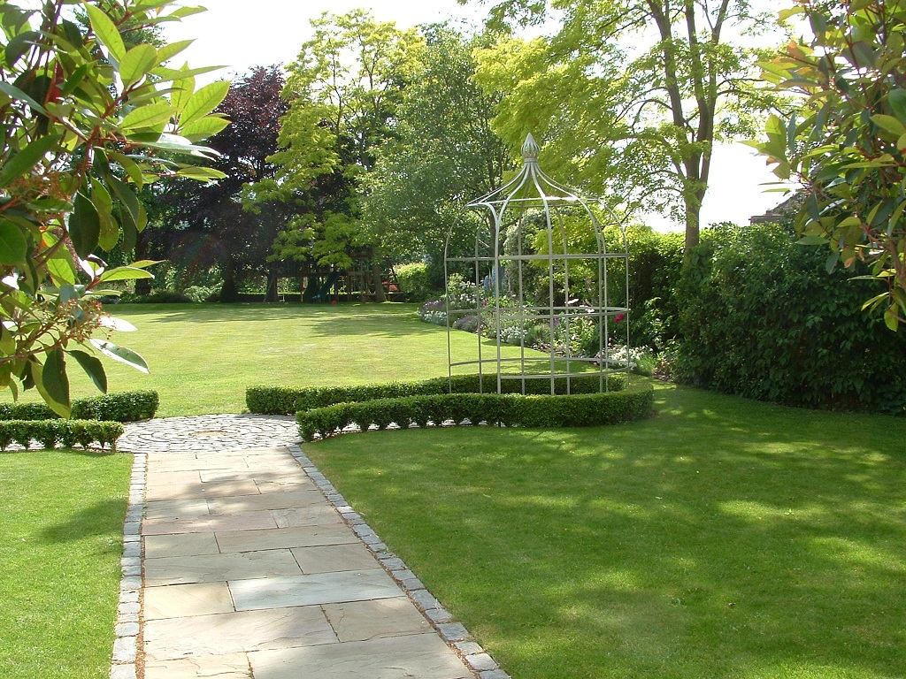 Georgian Garden Design 09