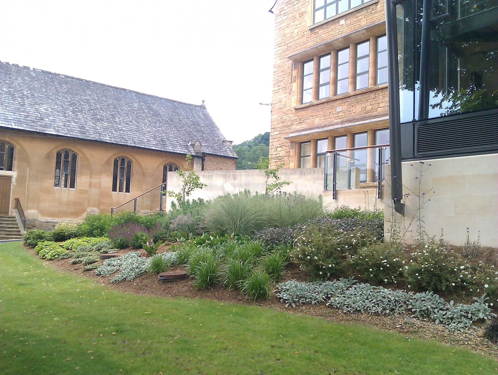 Bath School Garden Design01