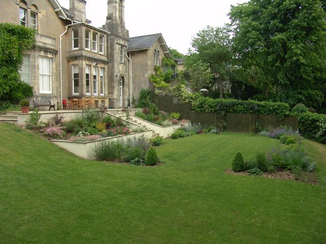Bath Victorian Garden Design 05