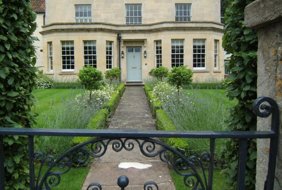 Georgian Gardens, Bathford, Bath.