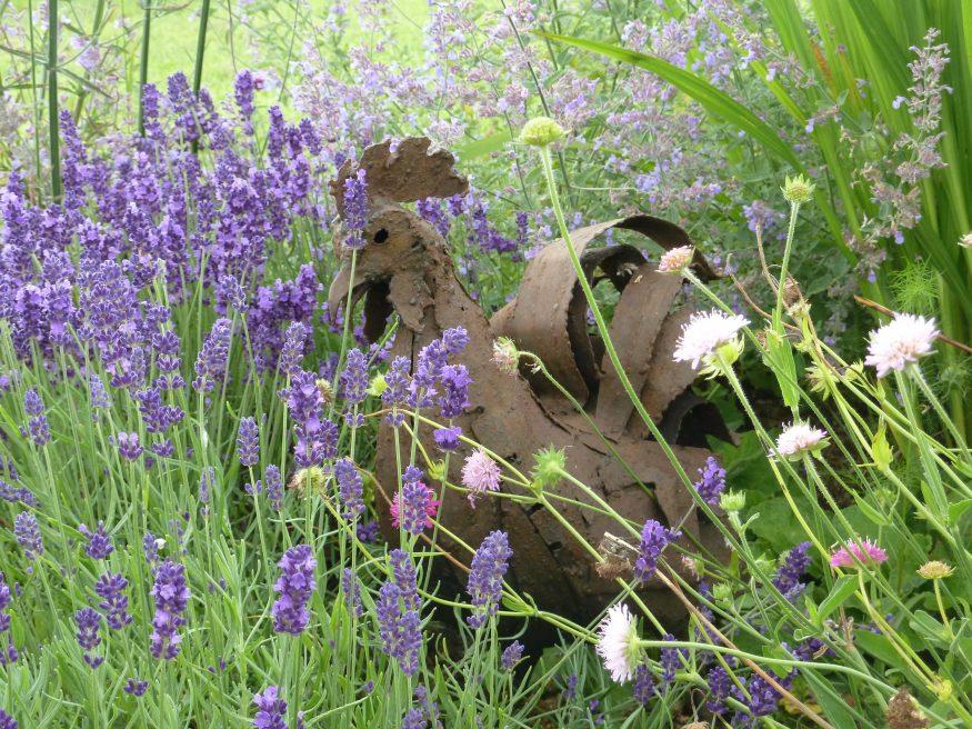 Cottage Gardens, Doynton, Bath.