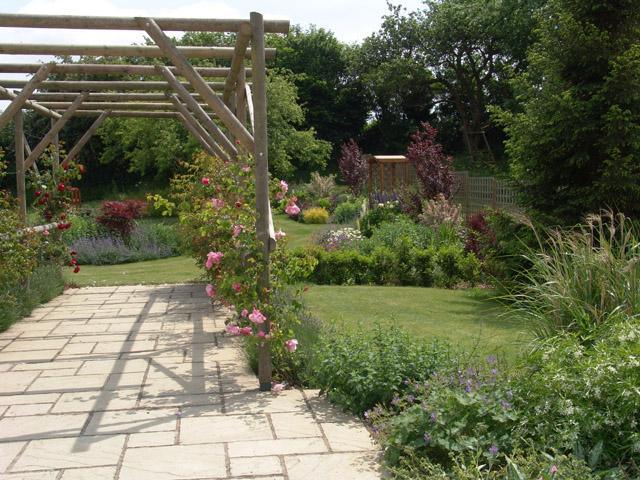 Country Garden Design09