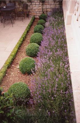 Formal Garden Design 01