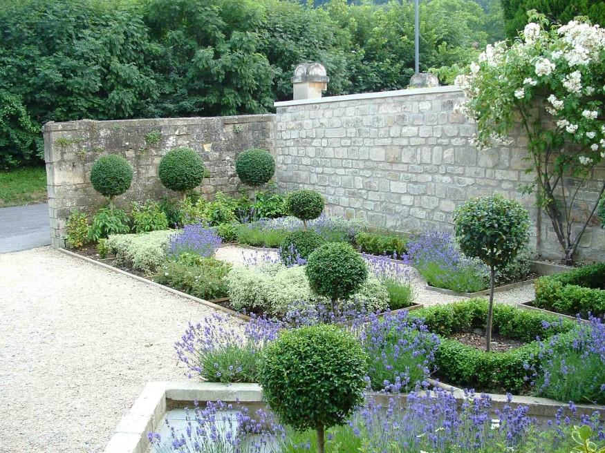 Parterre and Formal Gardens, Bath