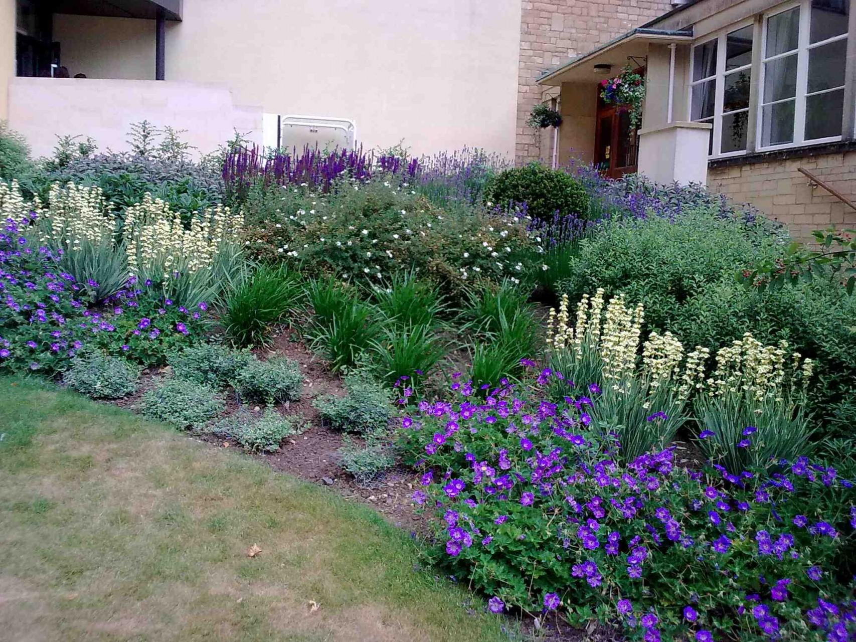 Bath School Garden Design 06