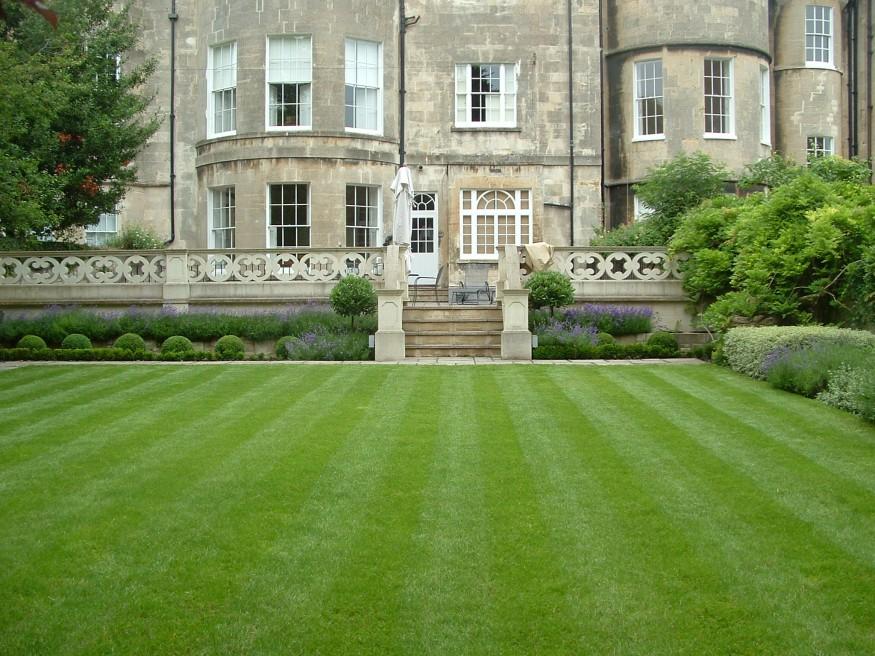 Formal Gardens, The Circus, Bath